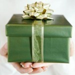 Gift giving and saving money while doing it!