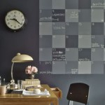 Chalkboards for organization, or are they played out?