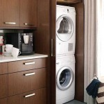Laundry rooms in the Kitchen