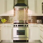 Your kitchen backsplash, ever think about shiny?