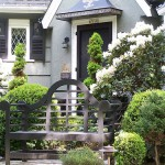 Curb appeal – Make your porch inviting