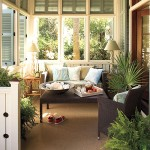 Outdoor Rooms – Inspiration and daydream worthy porches