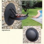 Outdoor entertaining – Ingenious BBQ grill!