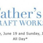 Happy Father&#8217;s Day &#8211; 3 FREE Activities to Do With Dad!