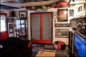 man cave earnhardt 1