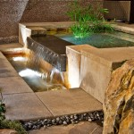 D.I.Y. Saturday #6 &#8211; Outdoor Water Features