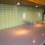 Best of 2010 &#8211; #1: Installing a Glass Tile Backsplash