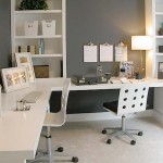 Sharing a Home Office: Inspiration and Ideas