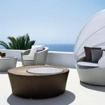Modern Luxury Outdoor Furniture Inspiration