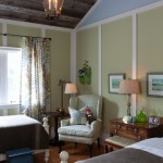 Wood Ceiling Inspiration: HGTV&#8217;s &#8211; Sarah&#8217;s House