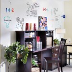 Writing on the Walls Can Help your Home Keep Organized!
