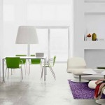 Home Decor: Modern White Decor Shows a Casual Side