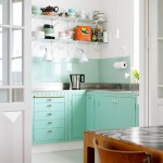 Kitchen Inspiration: How to Display Dishes on Beautiful Open Shelving