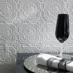 Home Decor: Paintable Wallpaper Inspiration