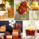 Thanksgiving Table Centerpiece Inspiration Ideas &#8211; So Many Choices!