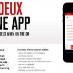 Helpful Organization iPhone App &#8211; TeuxDeux, &#8216;To-Do&#8217; (Video)