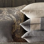 Restoration Hardware: Spring Inspiration – Outdoor Pillows