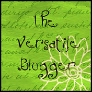 The Versatile Blogger Award &#8211; Thank You for the Honor