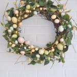 Greet your Guests with a Welcoming Easter Wreath