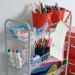 Guest Blogger: How to Keep your Kid's Craft Area Neat & Tidy