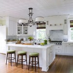 Guest Blogger: 10 Inspiring All-White Kitchens