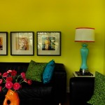 PPG Pittsburgh Paints – Color Trends 2012 Report – Red, Purple, Blue & Yellow