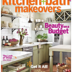 Stagetecture Featured In BHG's – 'Kitchen & Bath Makeovers' – Budget Chic