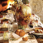 Inspiring Halloween Decor Ideas for your Autumnal Dining Table