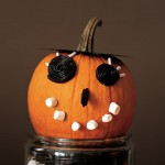 Easy Pumpkin Halloween Kids Crafts from Martha Stewart