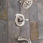 Delta Faucet Showerheads: WaterSense – Saving Water Beautifully