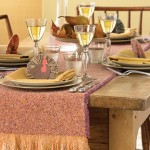 Festive Thanksgiving Table Setting Ideas for Every Budget