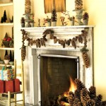 How to Create an Inspiring Holiday Fireplace Mantle