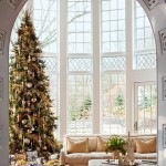 Christmas Trees that Command Center Stage in Your Holiday Home