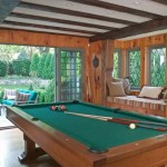 Guest Blogger: Converting your Garage into a Game Room