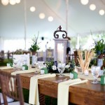 Best of 2011 &#8211; #5: Creative Decorating for an Outdoor Wedding