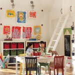 Guest Blogger: How to Design an Inspiring Playroom for your Kids