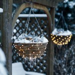 How to Create an Illuminating Outdoor Holiday Home
