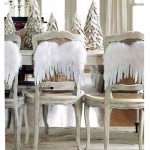I'm Dreaming of a White Christmas Dining Room…