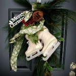 Welcome your Guests & the Holidays with an Eye-Catching Wreath