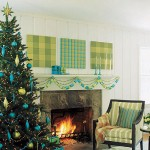 How to Infuse Non-traditional Color into your Christmas Decor