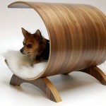 'Dog Pod' – Treat your Small Pet to a Modern Designed Bed
