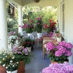Outdoor Porch Inspiration&#8230;. Bring on Spring Already!