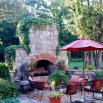 Guest Blogger: Beautifying your Outdoor Home with the Addition of a Fireplace