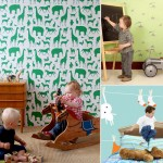 Kids' Room Temporary Wallpaper – Versatile, Fun & Personalized