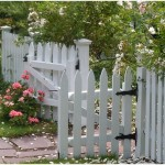 Guest Blogger: How to Use Fencing to Beautify your Garden