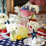 Decorating Tips for Your Memorial Day Weekend Entertaining