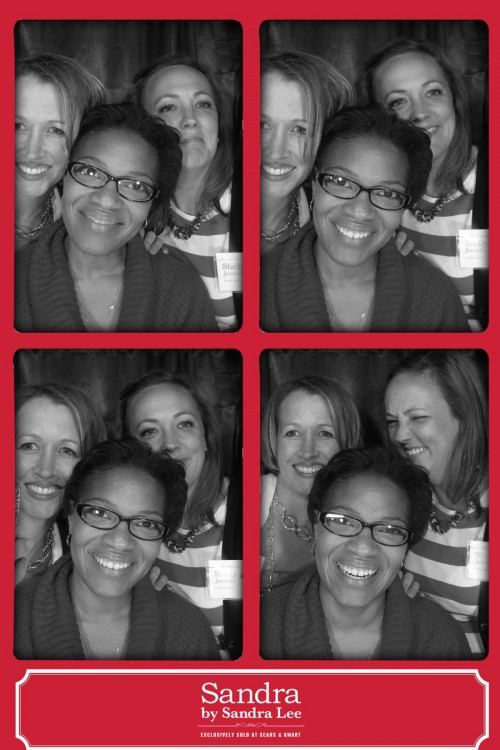 Sandra Lee_ Photo booth_Ro_Kristen_Shelley