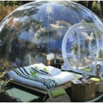 Sleep Under the Stars in a Bubble Hotel – Marseille, France (Video)