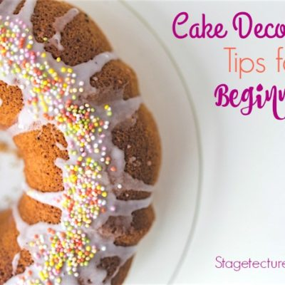 Easy Cake Decorating Tips For Beginners