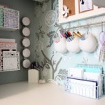 Creative Storage for Your Home Office Supplies